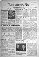 Augsburg Echo May 9, 1956