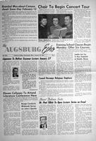 Augsburg Echo January 16, 1957