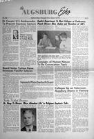 Augsburg Echo February 14, 1957