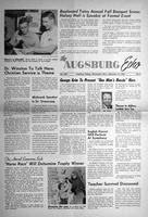 Augsburg Echo November 14, 1956