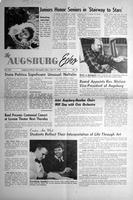Augsburg Echo April 17, 1958
