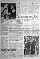 Augsburg Echo November 20, 1958