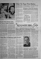 Augsburg Echo February 26, 1959