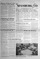 Augsburg Echo May 7, 1959