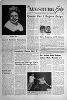 Augsburg Echo October 22, 1959, Page 01