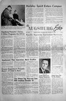 Augsburg Echo December 15, 1959