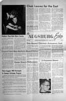 Augsburg Echo January 15, 1960