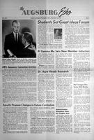 Augsburg Echo November 5, 1959