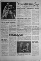 Augsburg Echo April 29, 1960