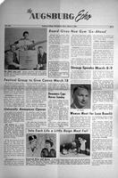 Augsburg Echo March 4, 1960