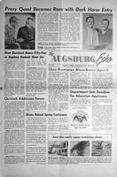Augsburg Echo March 31, 1960