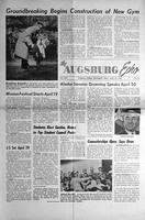 Augsburg Echo April 12, 1960, Page 01
