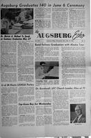 Augsburg Echo May 19, 1960