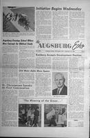 Augsburg Echo September 16, 1960