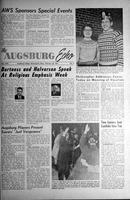 Augsburg Echo February 23, 1961, Page 01