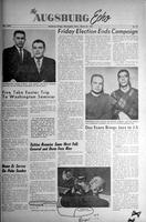 Augsburg Echo March 23, 1961, Page 01