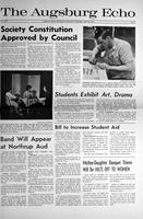 Augsburg Echo April 22, 1964