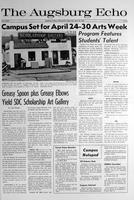 Augsburg Echo April 20, 1966