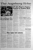 Augsburg Echo April 12, 1967