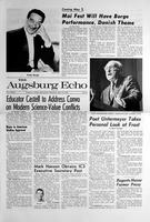 Augsburg Echo April 19, 1967