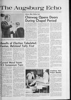 Augsburg Echo April 24, 1968