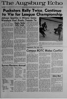 Augsburg Echo February 19, 1969, Page 01