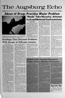 Augsburg Echo May 1, 1969, Page 01