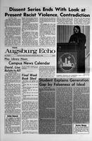 Augsburg Echo May 15, 1969, Page 01
