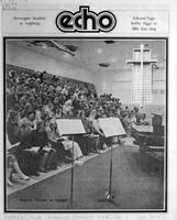 Augsburg Echo September 28, 1973