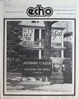 Augsburg Echo March 21, 1975