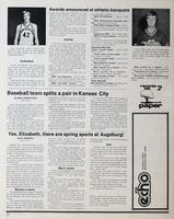 Augsburg Echo April 11, 1975, Page 10