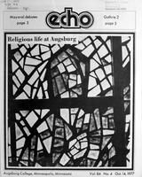 Augsburg Echo October 14, 1977