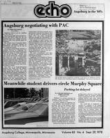 Augsburg Echo September 29, 1978, Page 02