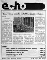 Augsburg Echo September 14, 1979