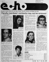 Augsburg Echo October 26, 1979