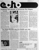 Augsburg Echo October 19, 1979