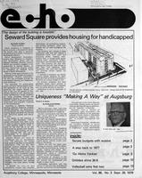 Augsburg Echo September 28, 1979