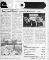 Augsburg Echo October 5, 1979