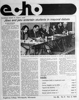 Augsburg Echo November 2, 1979