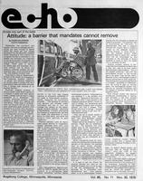 Augsburg Echo November 30, 1979