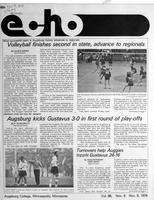 Augsburg Echo November 9, 1979