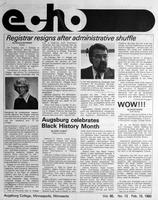 Augsburg Echo February 15, 1980