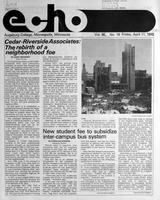 Augsburg Echo April 11, 1980