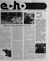 Augsburg Echo October 17, 1980, Page 01
