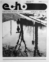 Augsburg Echo March 14, 1986