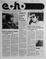 Augsburg Echo April 11, 1986