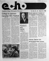 Augsburg Echo March 21, 1986