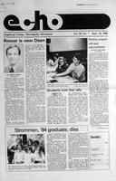 Augsburg Echo September 19, 1986