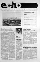 Augsburg Echo October 10, 1986