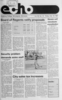 Augsburg Echo February 13, 1987